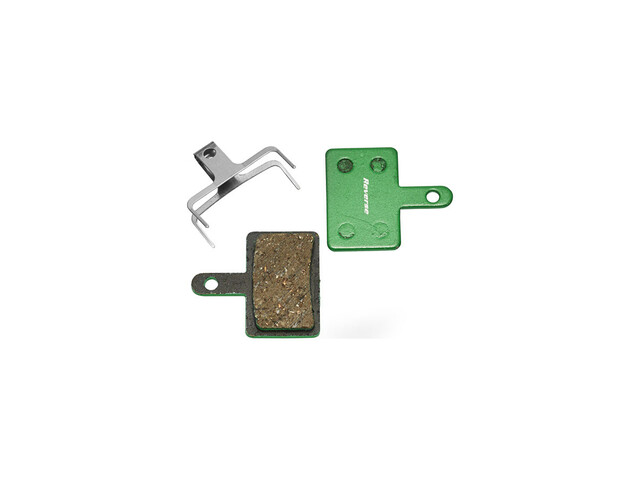 Reverse Shimano Deoare Deore/LX/TRP Bremseklosser organisk Grønn